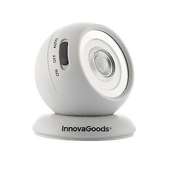 LED lamp met Bewegingssensor - USB