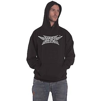 Babymetal Hoodie Band Logo new Official Mens Black Pullover