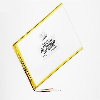 3 Wire The Tablet Battery 3.7v 4500mah 29100152 Polymer Lithium Ion / Li-ion