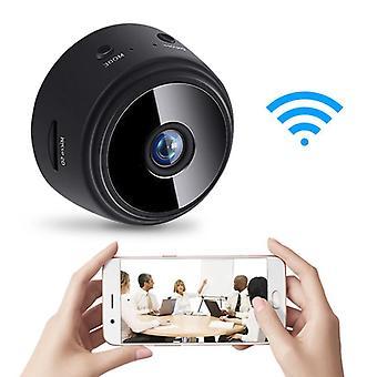 ミニカメラ 1080p IP カメラ音声ビデオ セキュリティ ワイヤレス ビデオカメラ 監視 Wifi
