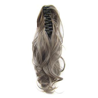 Nők Jaw Claw Clip A Lófarok Hair Extensions Hosszú Hairpiece Paróka