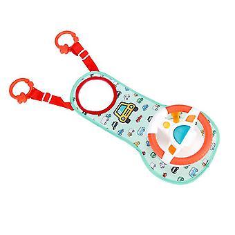 Swotgdoby لعبة محاكاة الأطفال عجلة القيادة، لغز التعليم المبكر ومهدئا لعبة سيارة الطفل