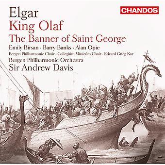 Elgar / Birsan / banker / Opie / Bergen Philharm - kung Olaf [SACD] USA import