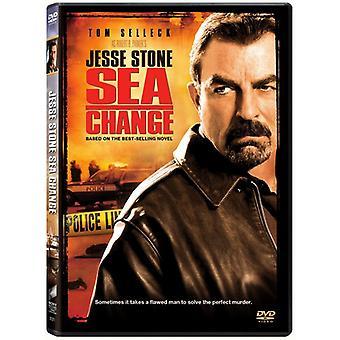 Jesse Stone: Sea Change [DVD] USA importerer