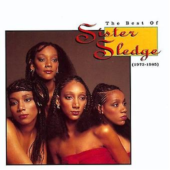 Sister Sledge - Best of (1973-1985) [CD] USA import