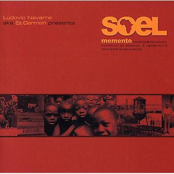 Soel - Memento [CD] EUA importar