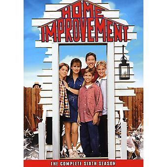Home Improvement: Die komplette sechste Staffel [3 DVDs] [DVD] USA Import