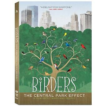 Birders: The Central Park Effect [DVD] USA import