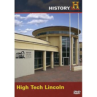 High Tech Lincoln [DVD] USA import