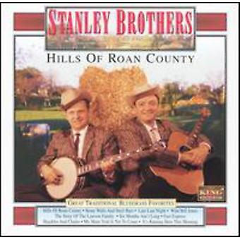 Stanley Brothers - Hills of Roan County [CD] USA import