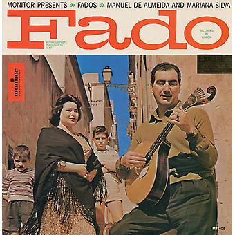 Manuel De Almeida & Mariana Silva - Fados [CD] USA import