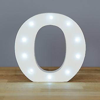 Lettre de LED - lumières Yesbox lettre O