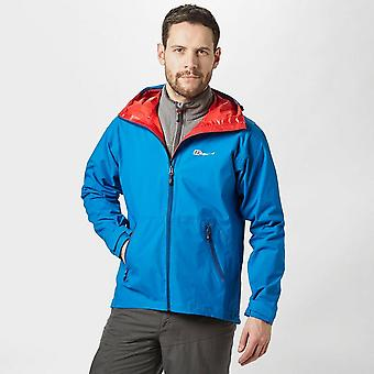 New Berghaus Men's Storm cloud Jacket Royal Blue