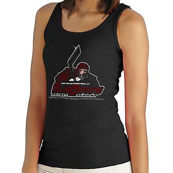 Sub Zero Hockey Academy Running Man Women's Vest
