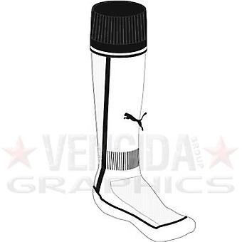 PUMA V1.08 Rugby Socken [weiß]