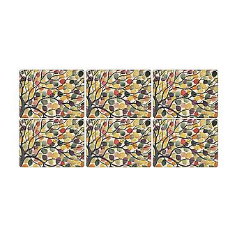 Pimpernel Dancing Branches Placemats, Set of 6