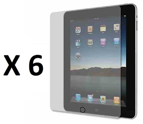 Full Screen Clear Screen Protector Covers Film Apple iPad All versions available
