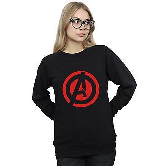 驚異女性の Avenegers を組み立てる立体ロゴ スウェット シャツ