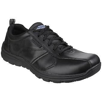 הסקירס בעיסוק גברים הובבר אחווה להחליק עמידים למעלה נעלי עבודה