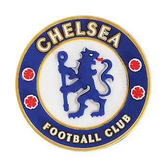 Chelsea FC Official Football Crest Rubber Fridge Magnet