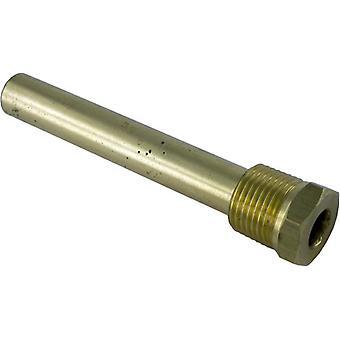Hayward HAXTBW1930 H-Series Pool Heater Thermostat Bulb Well