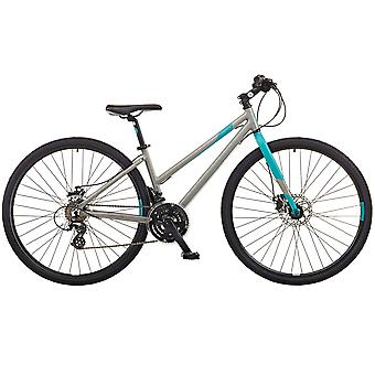 Viking Urban-S Ladies 700c hjul 21sp aluminium Trekking cykel