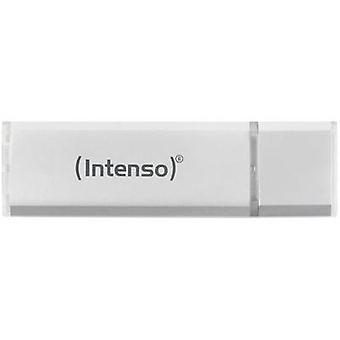 Intenso Alu linje USB henge fast 4 GB Silver 3521452 USB 2.0