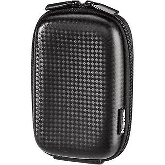 Camera cover Hama Hardcase Carbon Style, 60 H Internal dimensions (W x H x D) 65 x 105 x 30 mm Black