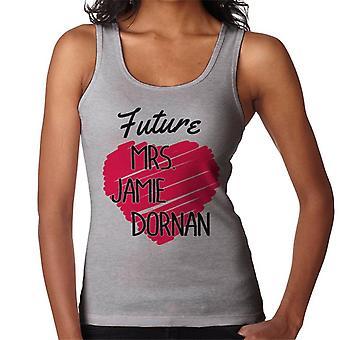 Tulevaisuuden jäsen Jamie Dornan naisten liivi