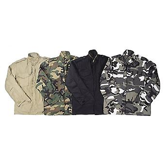 RTC M65 Military Field Jacket With Detatchable Quilted Liner