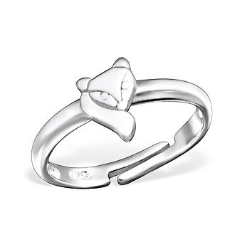 Fox - 925 Sterling Silver Rings - W28111x