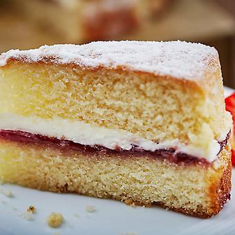 Country Range Frozen Handmade Victoria Sponge Cake