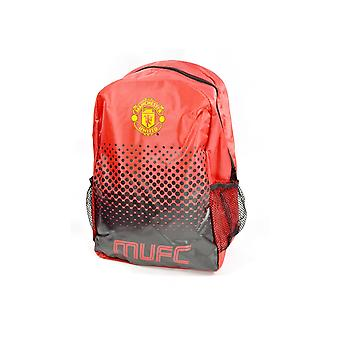 Manchester United Fade Backpack satchel bag 40x30x14 cm