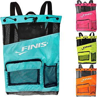 FINIS 耐用的快速干燥透气超网状背包