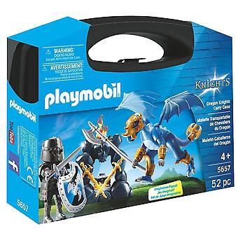 Playmobil 5657 grote Carry Case Dragon ridders