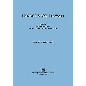 Insects of Hawaii Volume 1