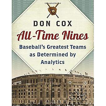 All-Time-Nines: Baseball die größte Teams durch Analytics