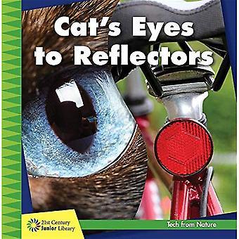Occhi di gatto a riflettori (Biblioteca Junior del XXI secolo: Tech dalla natura)