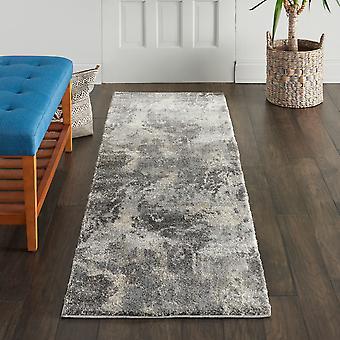 Fusión Nourison FSS16 rectángulo gris Beige alfombras alfombras tradicionales