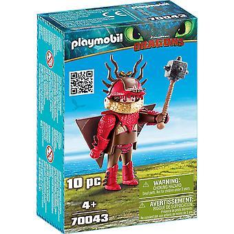 Playmobil 70043 drakar - Snotlout i Flight Suit