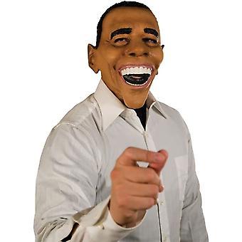 Obama maske For voksne - 18711