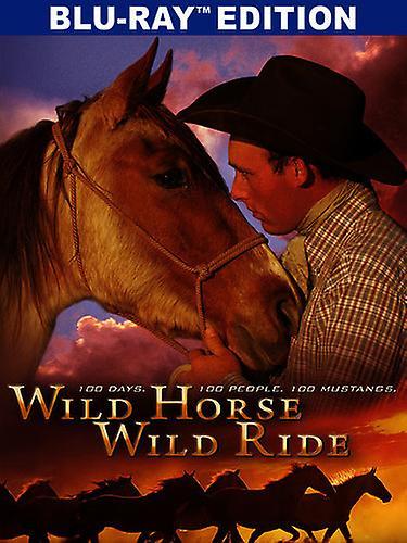 Wild Horse Wild Ride [Blu-ray] USA import