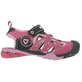 Primigi Girls 3462100 PAQ 34621 Sandals Pink Black