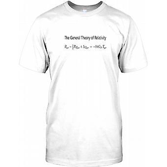 Allgemeine Theorie der Relativität - Cool Einstein-Gleichung Herren T Shirt