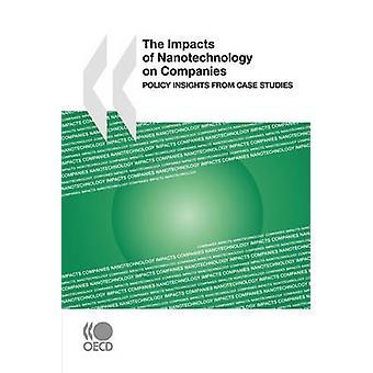 Os impactos da nanotecnologia em Insights de política de empresas de estudos de caso, pela publicação da OCDE