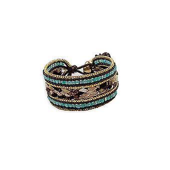 Bracelet Jade et Perles 2544
