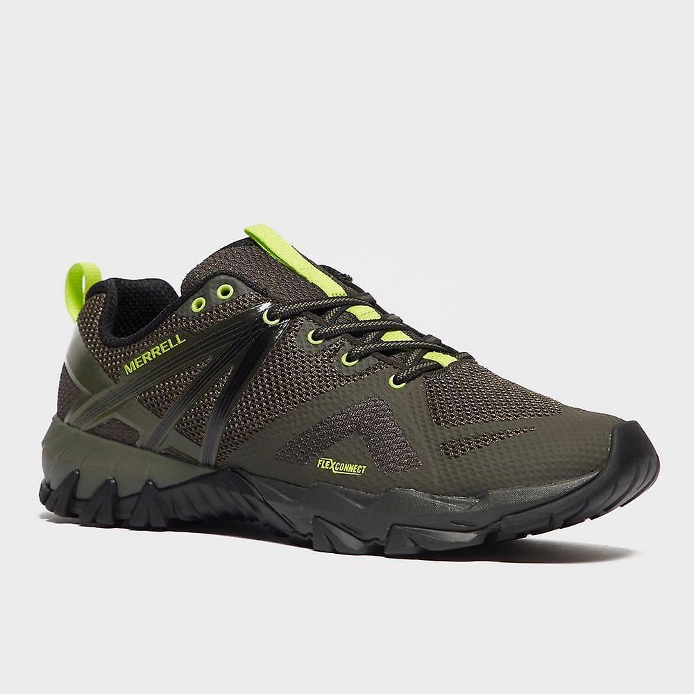 Nye Merrell menn ' s MQM Flex Gore Tex fottur sko mørk grønn