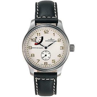 Zeno-horloge mens watch NC retro macht 9554-6PR-e2 limited edition reserve