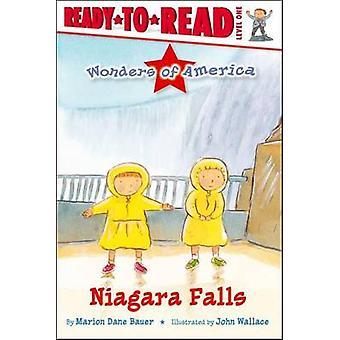 Niagara Falls by Marion Dane Bauer - John Wallace - 9780689869440 Book