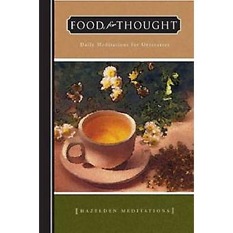 Food for Thought - Daily Meditations for Overeaters by  -Elizabeth L. -